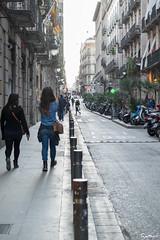 Barcelona '15 - Street 12 (Barthmich) Tags: barcelona voyage street trip photo spain fuji photographie streetphotography fujifilm 1855mm rue espagne fujinon barcelone xf fujixe2