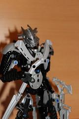 Sill (~PWLirken) Tags: sill warrior bionicle moc inhis