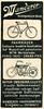 """Werbeanzeige für """"Wanderer"""" Fahrräder und Motorräder, 1906 (altpapiersammler) Tags: old bike vintage drawing alt draw werbung fahrrad reklame wanderer anzeige motorrad zeichnung artdesign zweirad werbegrafik schriftdesign werbezeichnung"""