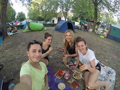 Camping à Balatonfüred