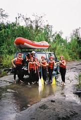 Rafting,Cuenca, Ecuador