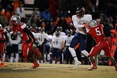 Football High School play of semy final. (Greensboro Sports) Tags: football greensboro highschool northcarolina page playoff unitedsstates van varsity semifinals nc usa