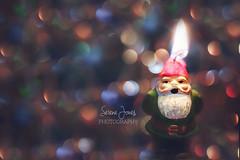 Santa (Serena178) Tags: santa macro macromonday bokeh holiday christmas holidaybokeh lights monday photography photographer canon5d canon candle light candles fatherchristmas explore colours colourful beard holidayseason itstheseasontobejolly santaclaus