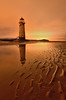 Under a blood red sky (javier mascareñas) Tags: wales lighthouses uk nightscape landscape nikond7000 tokina1116