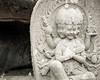 Armed (campra) Tags: japan miyagi 宮城県 matsushima 松島 temple buddhist sculpture cave