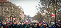 2017.01.21 Women's March Washington, DC USA 2 00137