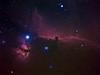 Horsehead nebula, Flame nebula V3 (christoph.lankeit) Tags: space deep sky teleskop telescope 580mm apo quadruplet moravian ccd g28300 kamera camera phd skywatcher neq6 mount parallaktisch oag autoguiding pixinsight photoshop pferdekopfnebel horsehead nebula flame flammennebel