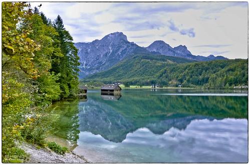 Austria - Impressionen vom Almsee (3)