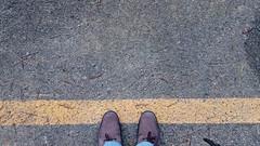 Street feet (Michele De Benedittis) Tags: shoes strada street feet colors