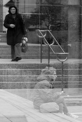 Urban mirage (ido1) Tags: mirage fatamorgana illusions refletion telaviv