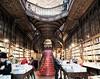 LIBRERIA LELLO (ameliapardo) Tags: librerias monumentos edificioshistoricos escaleras madera libros cultura porto portugal