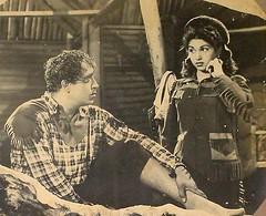 Poornima & K.N Singh in Parbat-1952 (Rashid Ashraf) Tags: purnima poornima emranhashmishaukathashmi