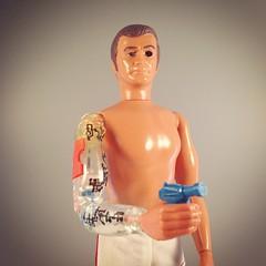 Critical Assignment Neutralizer Arm (WEBmikey) Tags: toys sixmilliondollarman smdm kenner