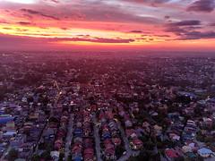 A Fiery Sky (Shutter wide shut) Tags: dji djimavic djimavicpro droneshot manila sunset philippines dusk nik color efex pro nikcolorefexpro