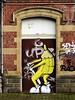 Les Crayons / Groenendaal - 9 jan 2017 (Ferdinand 'Ferre' Feys) Tags: groenendaal bxl brussels bruxelles brussel belgium belgique belgië streetart artdelarue graffitiart graffiti graff urbanart urbanarte arteurbano crayons lescrayons créons