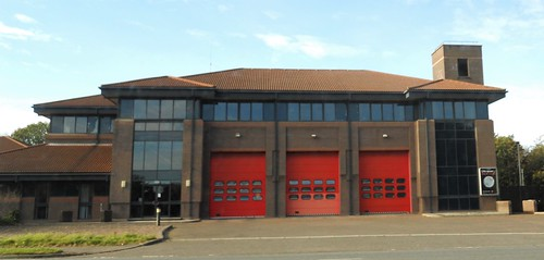 Northern Ireland Fire & Rescue Service (Bangor)