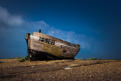 FE180 (pauldgooch) Tags: shoreline england dungeness canon 2013 sea eos beach fishing 600d uk shore kent seascape boat coast lightroom seaside shepwaydistrict unitedkingdom gb