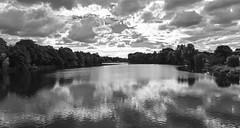 Carr Mill Dam. (Cycling Saint) Tags: sthelens carrmilldam nikond750nikkor2470f28 landscapes merseyside monochrome blackandwhite