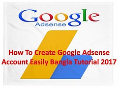 How To Create Google Adsense Accounct Easily Bangla Tutorial 2017 (rhz.tutorials) Tags: youtube seo for video services software videos what is keyword research tool channel
