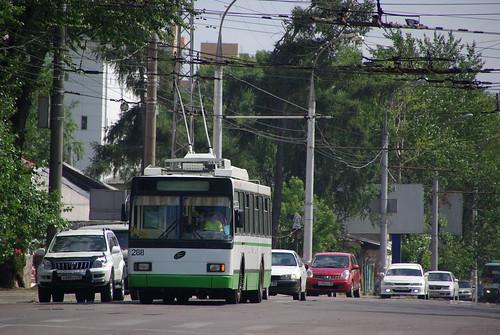 Irkutsk trolleybus VMZ-5298.00 288 ©  trolleway