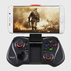 smartphone gaming gadgets remote coolgadgets... (Photo: gadgetclues on Flickr)