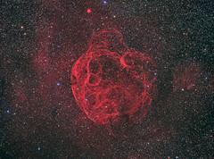 The Spaghetti Nebula, SH2-240 (Rick-Stevenson) Tags: astrophotography astrometrydotnet:id=nova1960240 astrometrydotnet:status=solved