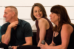 ATXFest 2015 Leftovers 7 (Chris Roth 1) Tags: austin tx chriseccleston damonlindelof atxfest theleftovers carriecoon mimileder anndowd atxtelevisionfestival benblacker atxfestival