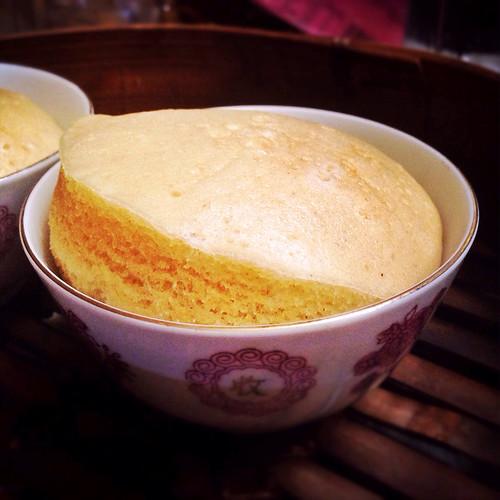 Chinese, Ma Lai Gao, Ma lai go, ma lai koh, Steamed, Sponge, Cake, recipe,  馬拉糕, malay cake, malaysian cake