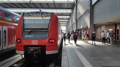 0 425 585-7 D-DB Regionalbahn (dolanansepur) Tags: station train mnchen railway zug db hauptbahnhof german local bahn deutsche regionalzge