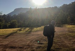 Destination sunshine ([S u m m i t] s c a p e) Tags: australia bushwalking newsouthwales megalong narrowneckplateau dunphyscamp ubmbc carlonhead