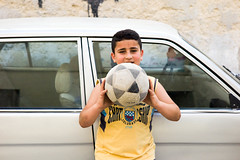 L9983372 (MarwanShousher) Tags: kids children football soccer refugee amman middleeast streetphotography jordan un arab