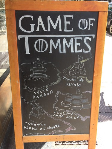 Game of Tommes