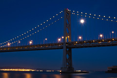 SF Night-13 (karlitas_way) Tags: sanfrancisco oakland san francisco long exposure baybridge bayarea thebay nightshooters
