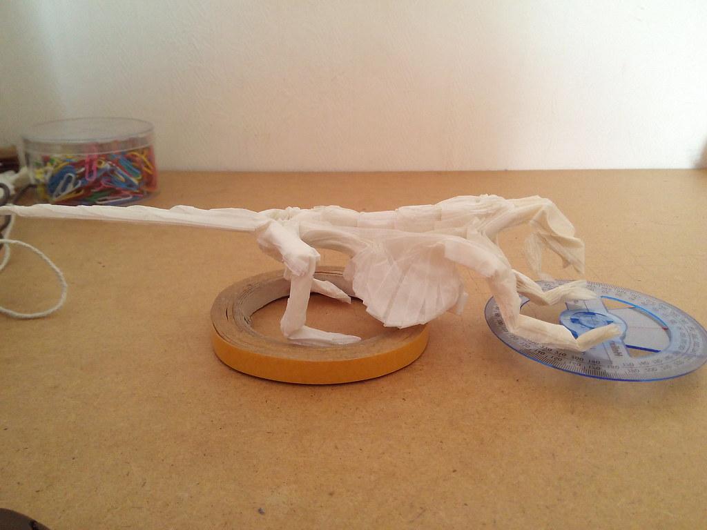 Origami Rat Skeleton L0lm4tt Tags Paper Transparent