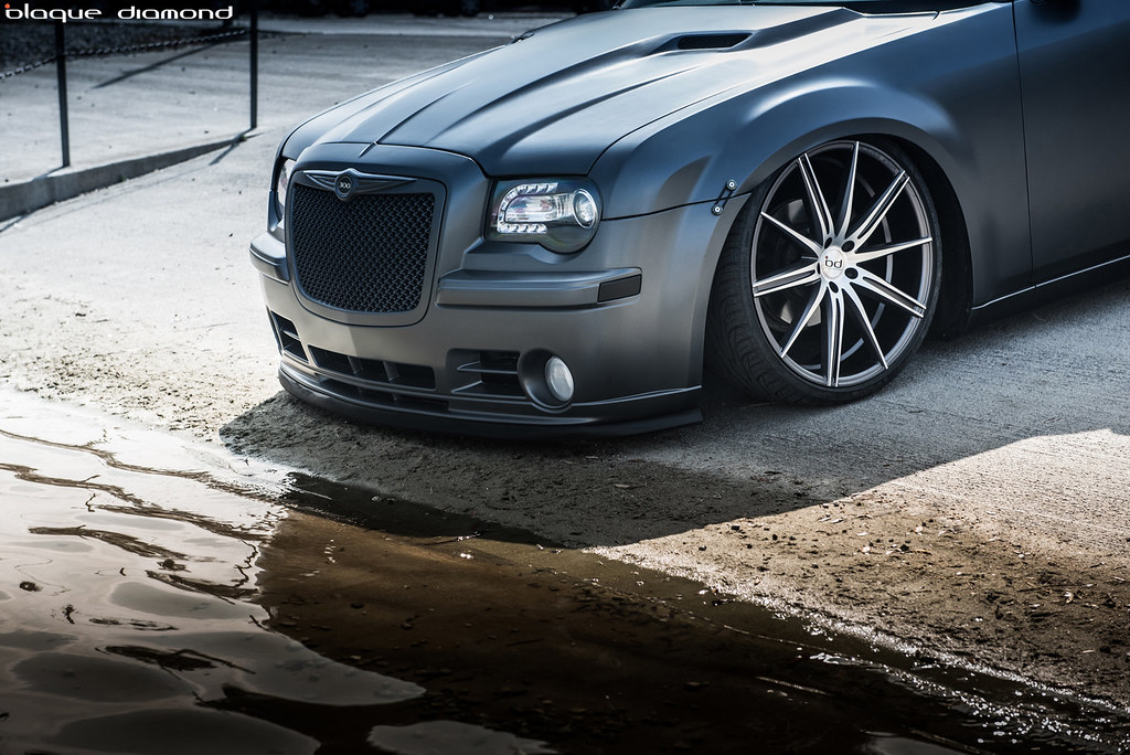 Blaque Diamond Bd 9 2010 Chrysler 300