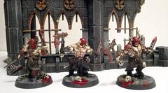 Bloodreavers (Roganzar) Tags: chaos warhammer gamesworkshop khorne khornate goretide ageofsigmar bloodreaver bloodstoker