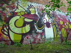 random graffiti (Thomas_Chrome) Tags: street streetart art suomi finland graffiti europe illegal nordic walls tampere