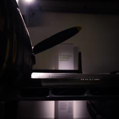 SAAB 21 / Stig ej här (Mattias Lindgren) Tags: museum plane project 21 sweden ww2 365 airforce saab relics linköping 50mmf14 intake a21 2015 j21 fpl flygvapenmuseum nikond600 project2015 fpl21