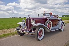 Auburn 8-98A Convertible 1931 (8452)