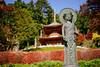 Kannon, Katsuo-ji (Eric Flexyourhead) Tags: mino minoo minoh minoshi 箕面市 osaka 大阪 kansai 関西地方 japan 日本 katsuoji 勝尾寺 japanese temple buddhist buddhism buddha detail fragment kannon 観音 statue pagoda shallowdepthoffield sonyalphaa7 zeisssonnartfe55mmf18za zeiss 55mmf18