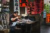 Sign of the times (Hong Kong Eye) Tags: dec2016 hongkong streetphotography nikoncorporationnikond810 shamshuipo garyjones signmaker 85mm