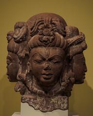 Five-faced Lingum, India, 8th Century (Joey Hinton) Tags: olympus omd em1 cincinnati art museum mft m43 microfourthirds 1240mm f28