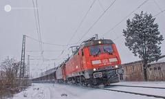 DB Copper train Finale: Part I (cossie*bossie) Tags: dsb ea3000 ea 3000 86 015 86015 017 86017 db cargo bulgaria freight train burgas copper conentrate electric locomotives double bulgarian railways