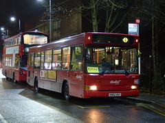 Darting To The Extras (londonbusexplorer) Tags: abellio london dennis dart plaxton pointer 8482 km02hgf e7 ruislip ealing tube strike extra tfl buses