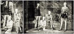 Galleria Vittorio Emanuele II 3 - Showroom dummies (-dow-) Tags: galleriavittorioemanueleii manichini mannequins milano vetrine showroomdummies showroom shopwindow fuji xe1 xf3514