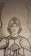 Michael (Mamluke) Tags: michael archangel angel ronaldneilldixon dixon standrewcatholicchurch catholic religious religion sketch drawing preliminary roanoke virginia unfinished winged wings mamluke stainedglass window art helmet military face male arte artwork kunst 芸術 paper papier carta papel homme hombre mann uomo mens illustration illustratie abbildung illustrazione ilustración fenêtre venster fenster ventana finestra