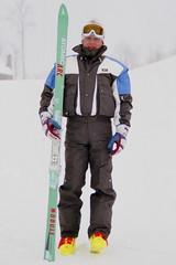 img761 (wordman760) Tags: csia level4 grayrocks sugarpeak champagne longradiusturn skiinstructor skipro monttremblantskishcool saintjovite monttremblant laurentides laurentians québec canada outdoors winter snow skiing ski sport 35mm