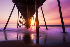 Sunrise in the OBX (johnsteelephoto) Tags: nikond810 nikon20mmf18g obx outerbanks northcarolina singhray singhraygoldnblue