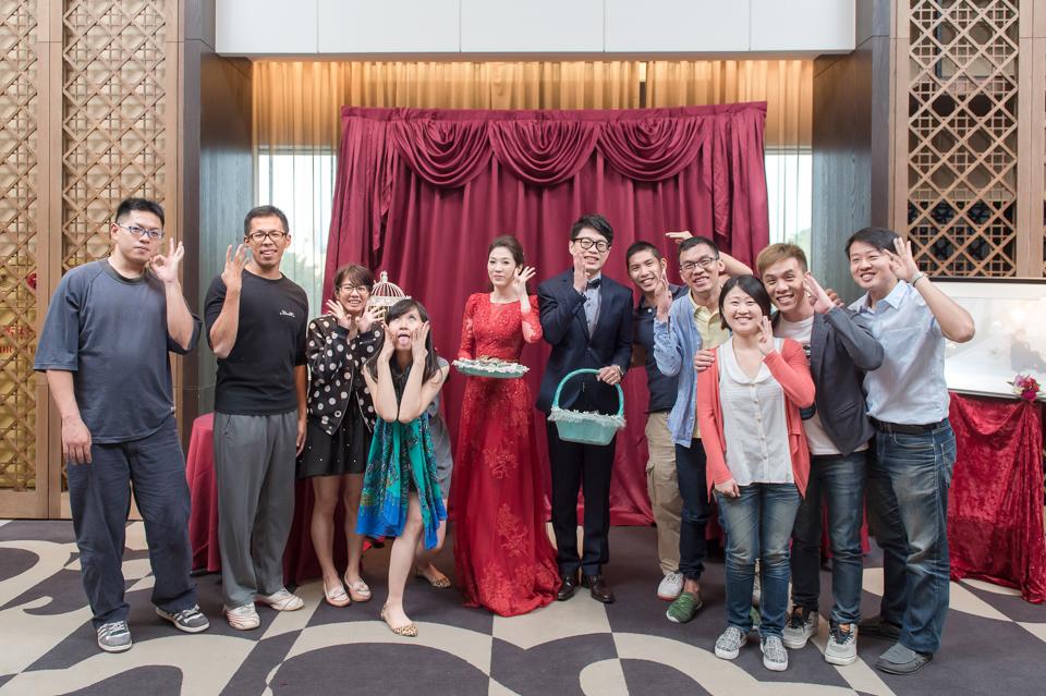 台南婚攝 晶英酒店 婚禮紀錄 C & Y 136