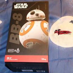 BB-8 (richardredhawk) Tags: droid starwasrs appcontrol bb8